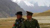 中国和巴基斯坦的边境