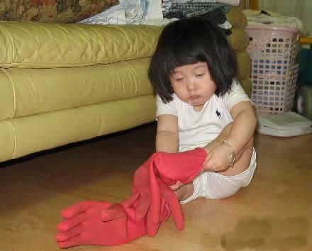 没睡醒的妹子伤不起啊
